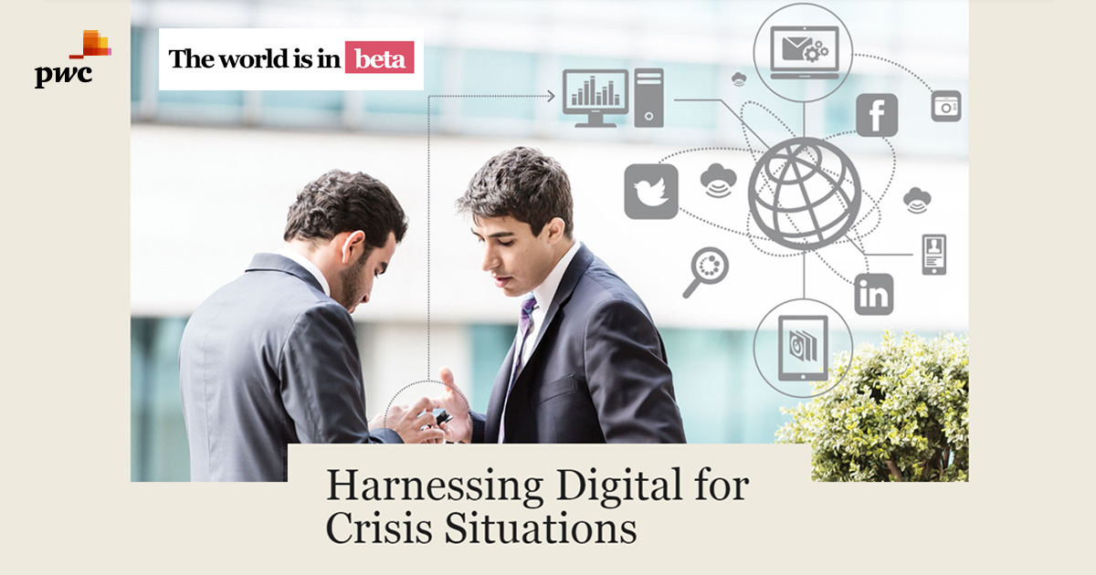 PwC | Harnessing Digital for Crisis Situations